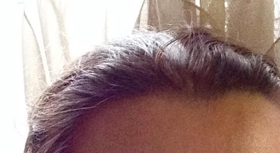 Après cheveux